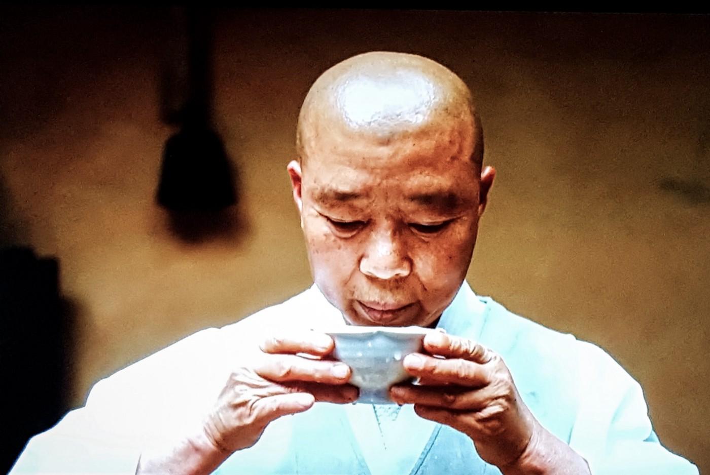 Jeong Kwan, monja budista e uma das maiores cozinheiras do mundo (templo Baekyangsa, Coreia do Sul)