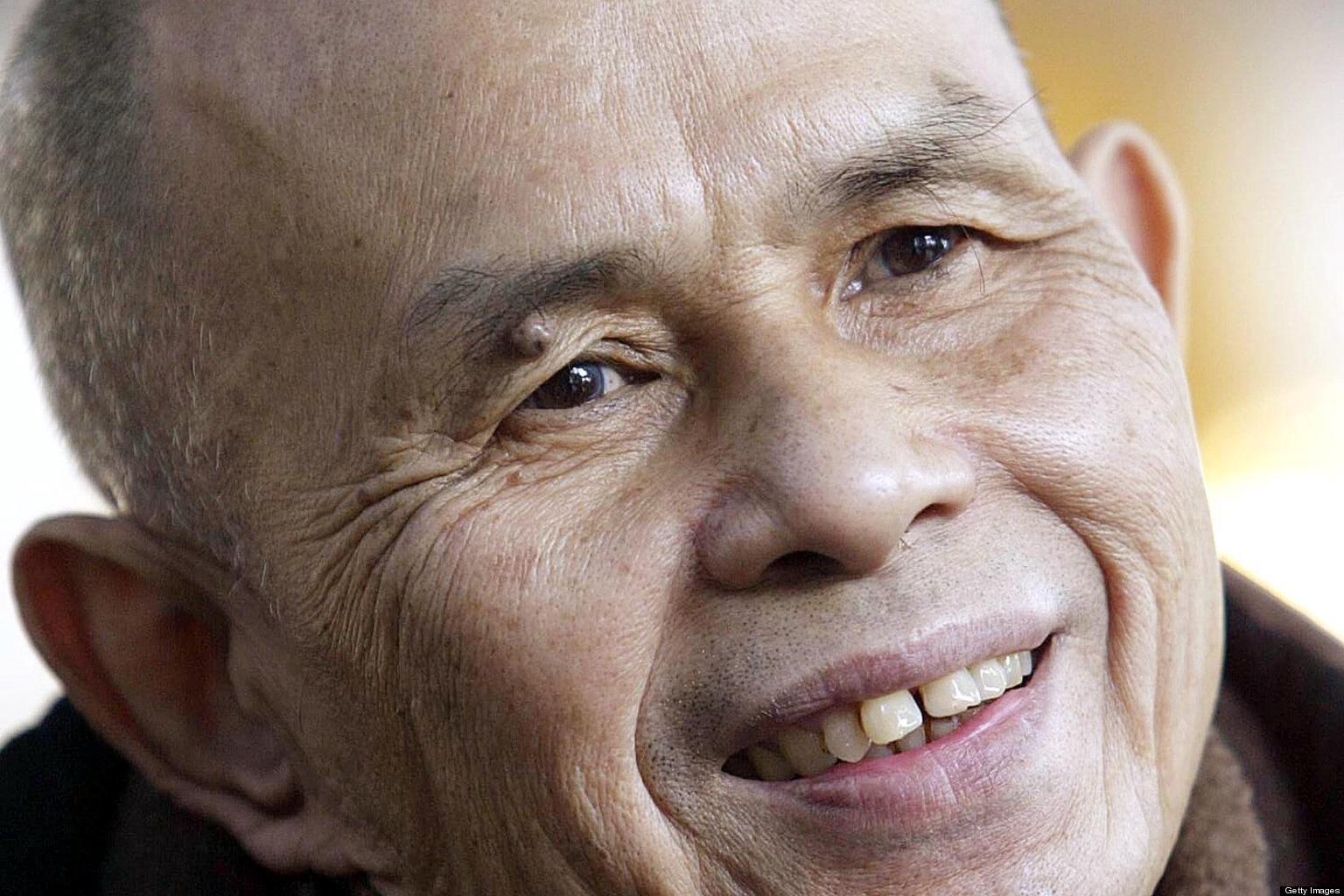poema-meditação de Thich Nhat Hanh