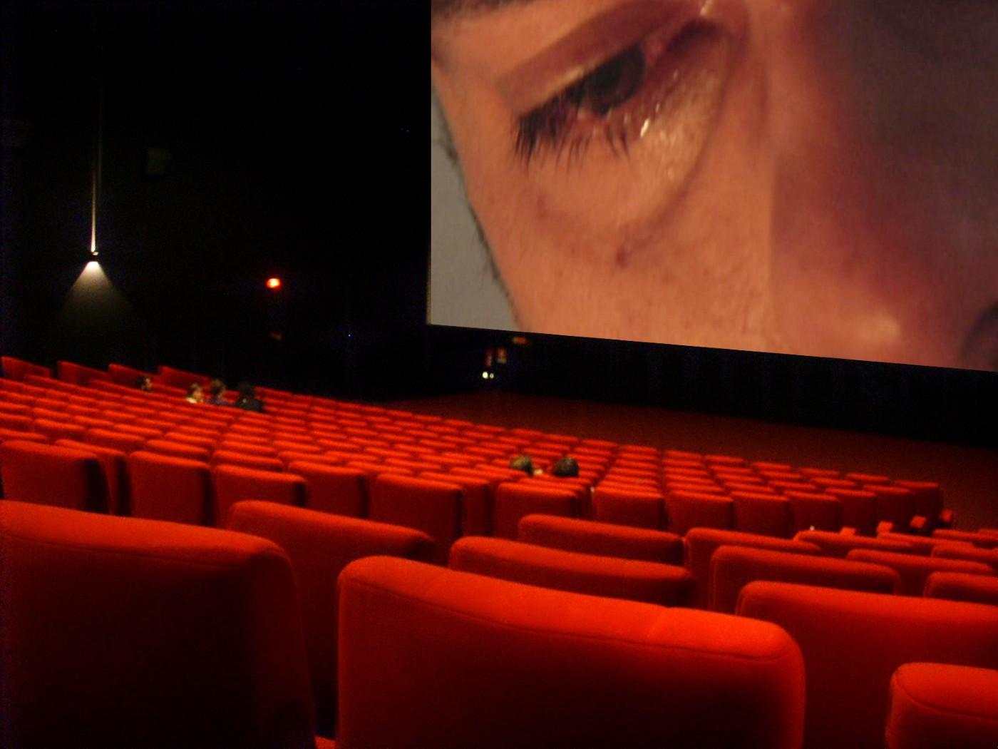meditando no cinema